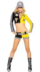 Full Throttle Costume