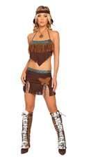 Indian Sweetie Costume