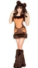 Sexy Bear Costume