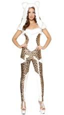 Sexy Cheetah Costume