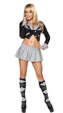 Studious Schoolgirl Costume