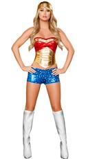 Amazing Heroine Costume
