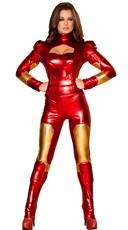 Hot Metal Mistress Costume
