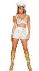Deluxe Sassy Sailor Costume