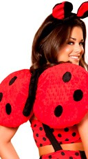 Lady Bug Wings