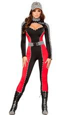 Deluxe Radiant Racer Costume
