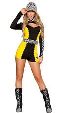 Pit Crew Cutie Costume