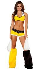 Cheeky Cheerleader Costume