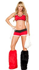 Pom Pom Hottie Costume