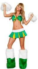 Cheerful Seductress Costume