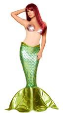 Deluxe Underwater Beauty Costume
