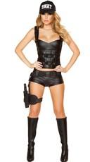 SWAT Sweetie Costume