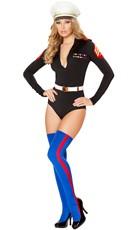 Sexy Marine Costume
