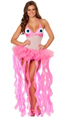Sexy Jellyfish Costume