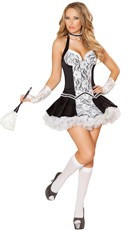 Cleaning Cutie Maid Costume