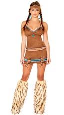 Native American Babe Costume