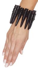 Black Bullet Wrist Cuffs