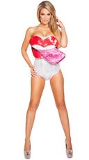 Playful Pop Star Costume