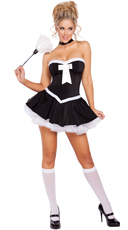 Sultry Maid Costume