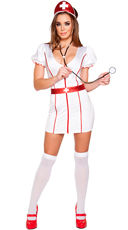 Caretaker Cutie Nurse Costume
