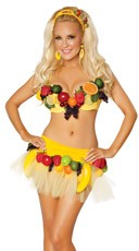 Fruit Cup Costume By Bridget
