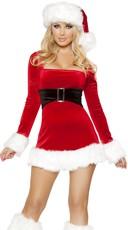 Santa's Saint Costume