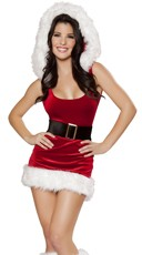 North Pole Babe Costume
