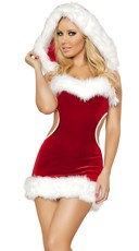 Sexy Claus Costume