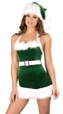 Sexy Santa's Elf Costume