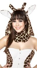 Giraffe Hood