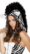 Zebra Hood