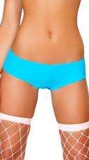 Spandex Pucker Back Shorts