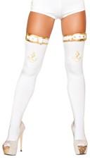 Navy Stockings