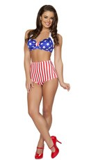 Patriotic Pin Up Set