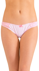 Pink Empty Promises G-String