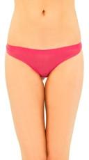 Sassy Babe Hot Pink Thong
