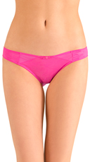 Pink Love Triangle Bikini Panty