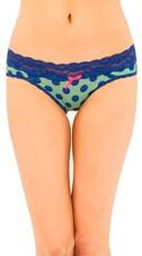 Pretty In Dots Lacy Bikini