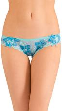 Blue Cinch You Asked Bikini Panty