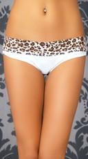 Untamed Vixen Leopard Print Bikini Panty