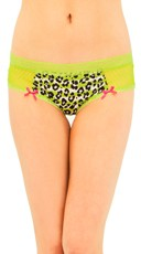 Party Animal Neon Bikini