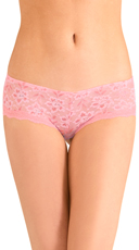 Rose Knockout Lace Hipster Panty