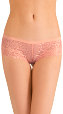 Peach Mixed Intentions Hipster Panty