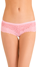 Pink Mixed Intentions Hipster Panty