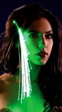 Light Up Highlights Hair Clip