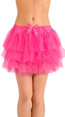 Glitter Pink Petticoat