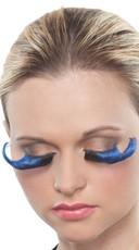 Large Curled Eyelashes
