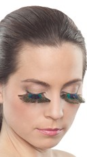 Peacock Eyelashes