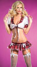 Teacher's Pet Schoolgirl Costume