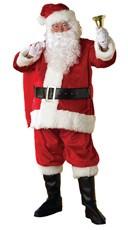 Premier Plush Santa Suit